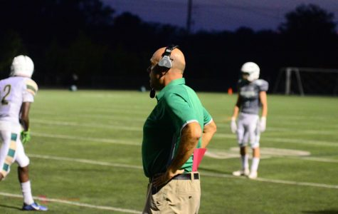 Coaches spotlight: Larry Hurd Jr.