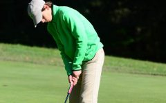 Golf team aims high and shoots low at states