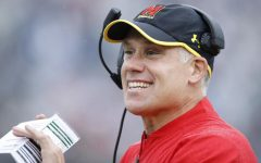 University of Maryland fires football coach