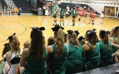 Cheer schedule leaves little time for girls
