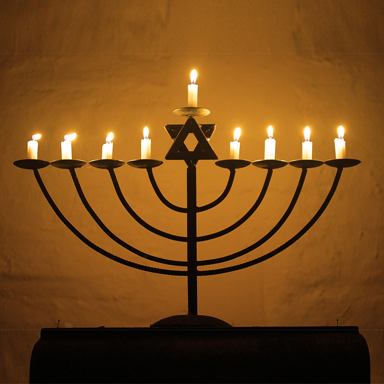 The Hanukiah has been lit for another night of Hanukkah. Many families in the Jewish community will light their Hanukiahs for the holiday this December.