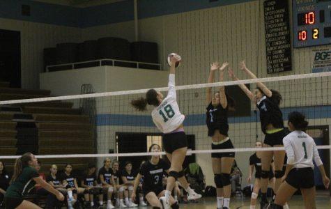 Girls' volleyball has exciting postseason run