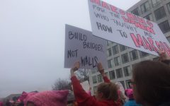 Women's march empowers, inspires