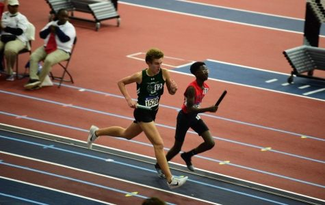WJ indoor track begins season with Ed Bowie Classic