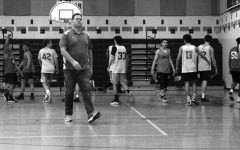 Parrish gets ready for first season as basketball coach