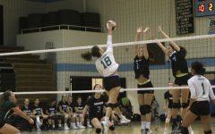 Girls' volleyball reaches playoffs