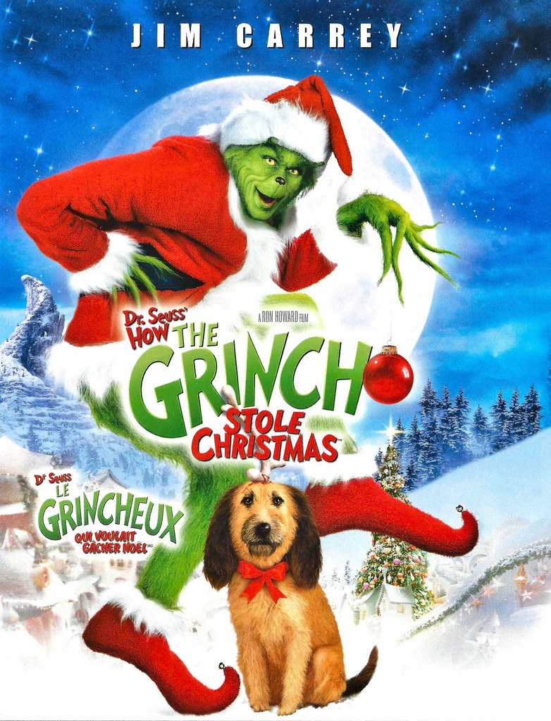 Many students prefer the live action film of this movie over the cartoon. This was also one of the most popular holiday movies to students at WJ.