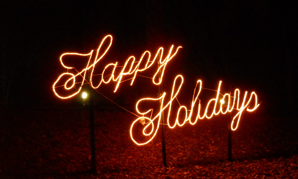 With the arrival of the Holiday season, arrives the controversy of which greeting is the proper one to use.