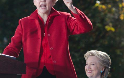 Massachusetts Senator Elizabeth Warren officially announced she was running for president.