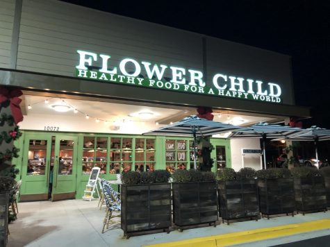 Flower Child is located 10072 Darnestown Rd in Rockville.