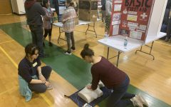 Annual Health Fair sheds light on today's health risks