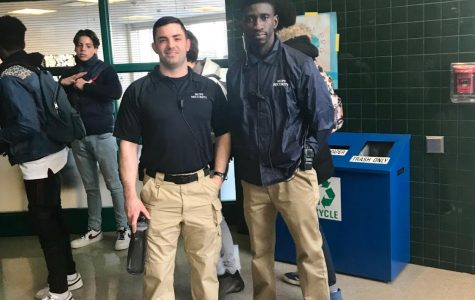 WJ welcomes two new security members