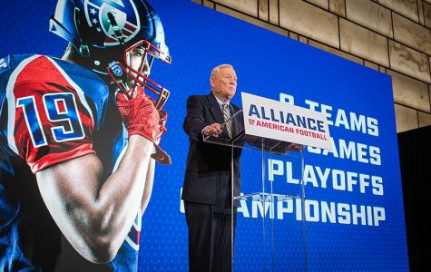 What is the AAF and what does it mean for the future of football?