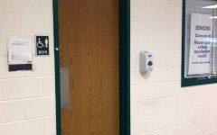 Exposing Walter Johnson bathrooms