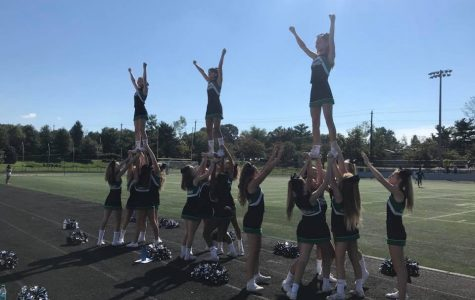 JV winter cheer cut due to funding issue