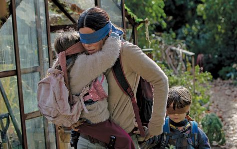 "Taking a peek into the must-see movie ""Bird Box"""