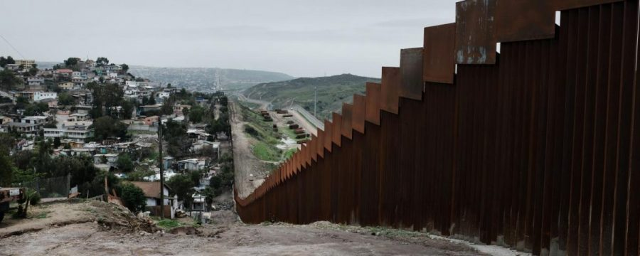 The largest group of migrants from South America crossed the border by digging tunnels underneath already-constructed wall in Arizona. The proposed immigration deal from Trump requested almost six billion dollars in funding. Photo courtesy of Buzzinus.com