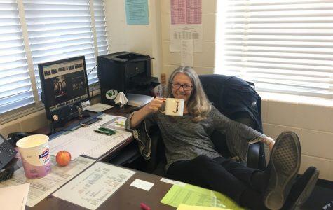 Worst case of senioritis: Mrs. Slough