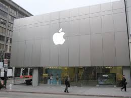 School security opens Apple store