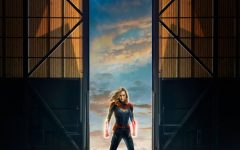 Captain Marvel blasts into movie theaters worldwide