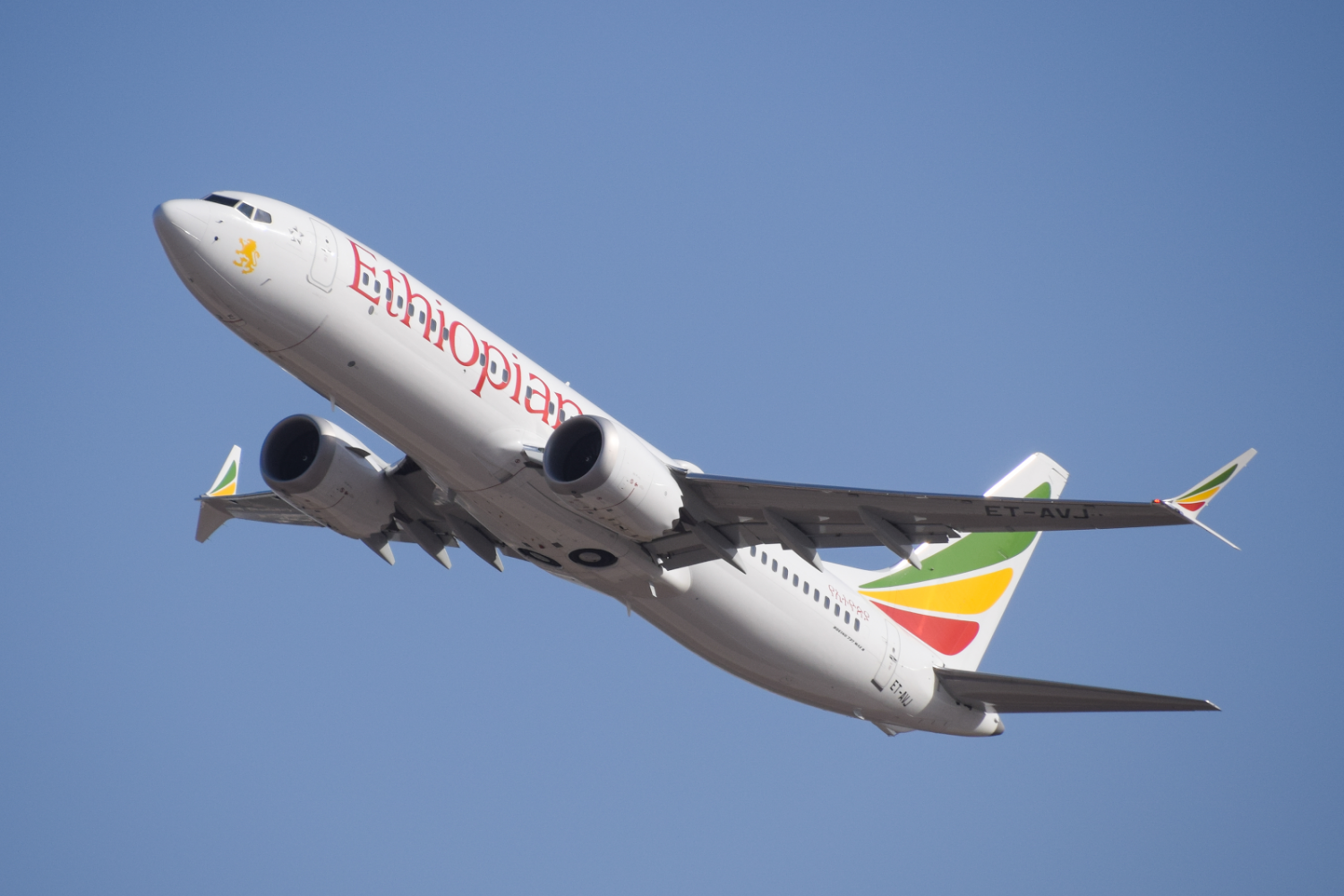 Earlier this month, an Ethiopian Airlines 737 MAX-8 (pictured above) crashed shortly after takeoff from Addis Ababa airport in the nation's capital. The similarities between this crash and the Lion Air crash that occurred recently has sparked concerns over the 737 MAX-8 and MAX-9 variant's safety.