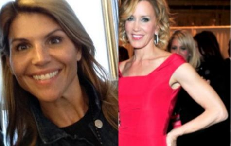 Actresses Lori Loughlin (left) and Felicity Huffman (right) appeared in Boston court this month as part of the college admissions scandal. Loughlin, Huffman and nearly 50 other parents face possible jail time as part of this bribery scheme, and plea deals have already been made.