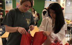 WJ gives back to community: day of service engages students in activities