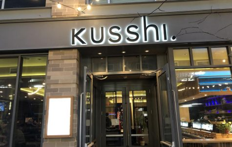Kusshi Restaurant Review