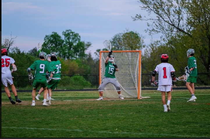 Junior+goalie+Calvin+Annulis+puts+his+shot-stopping+ability+on+display+in+a+home+victory+over+Northwood.+Annulis+has+established+himself+as+one+of+the+team%27s+leaders+as+he+enters+his+final+year+at+WJ.+