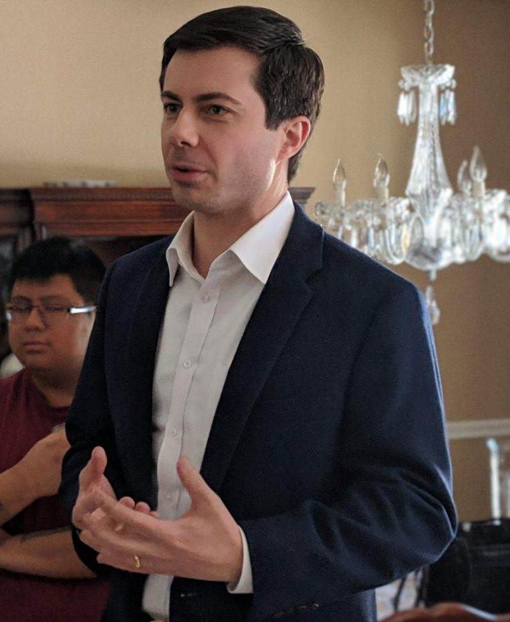 Buttigieg+announced+his+2020+presidential+campaign.+The+37+year-old+would+be+the+youngest+U.S.+President+ever.+