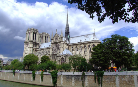 Notre Dame Cathedral Donations