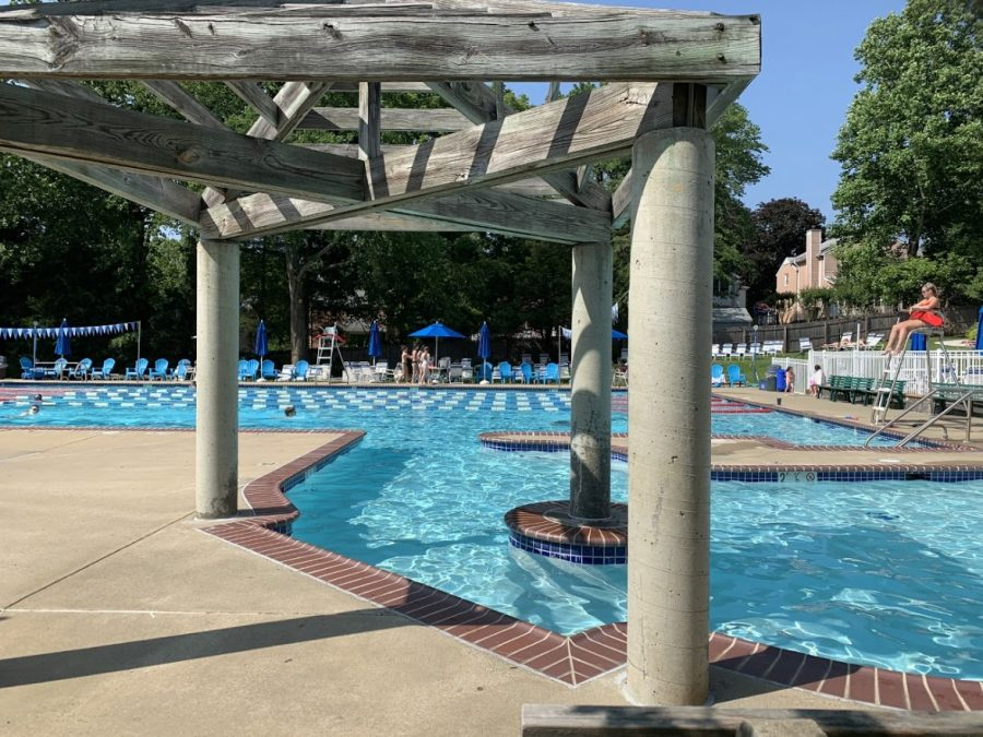 Swimmers enjoy their afternoon at Cedarbrook Swim and Tennis Club. With so many pools around, the question arises, which pool is best?