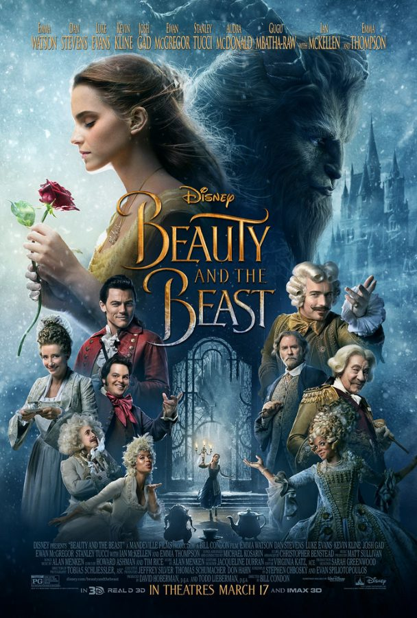 Beauty+and+the+Beast+was+released+in+March+2017+and+grossed+%241.263+billion+worldwide.+The+movie+received+nominations+for+Best+Production+and+Costume+design+at+the+Academy+awards.+
