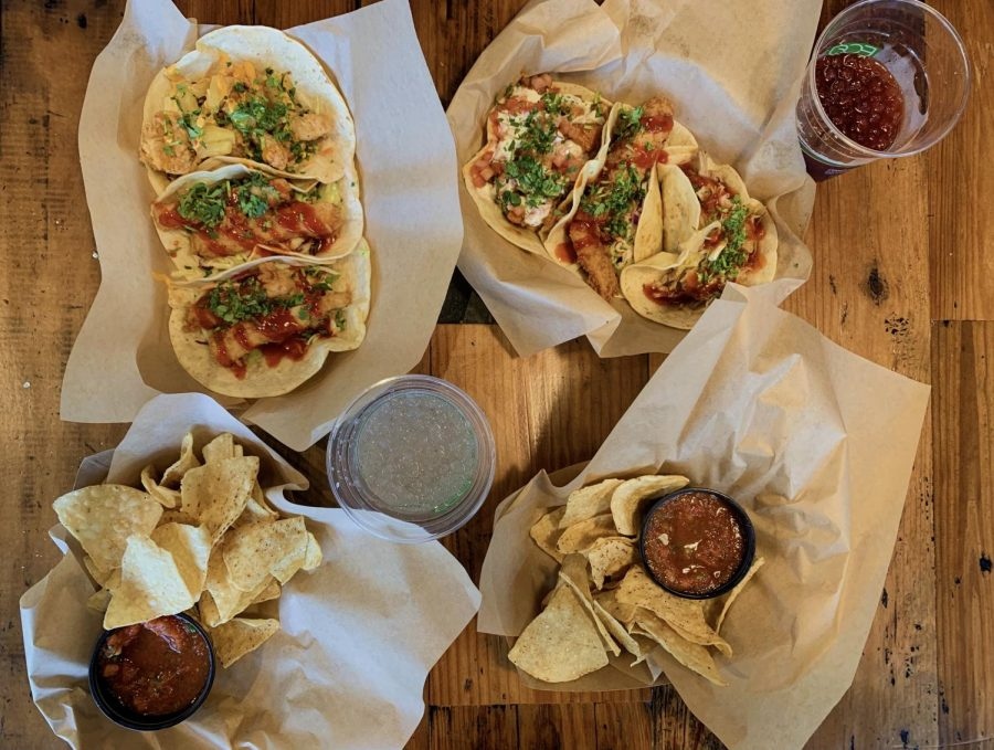 Fuse+Taco%2C+recently+opened+in+Bethesda%2C+features+tacos+inspired+by+different+regions+around+the+world.+You+can+choose+either+two+or+three+tacos%2C+and+each+meal+comes+with+chips+and+a+drink.+There+are+also+a+couple+of+options+for+vegetarian+meals.+