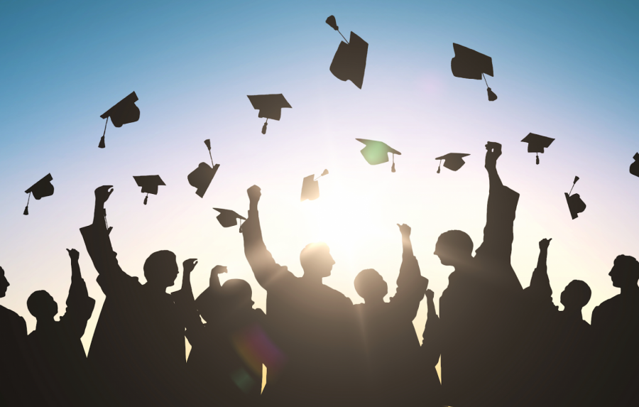 Graduation+is+upon+us.+Seniors+are+ready+to+take+the+next+big+step+and+start+their+futures%21