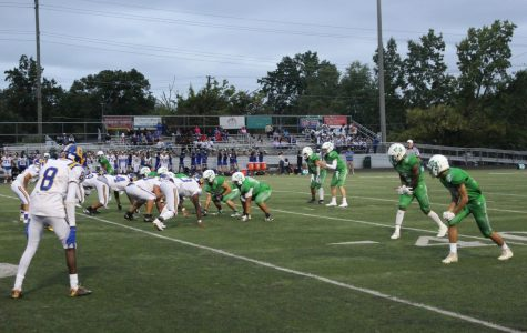 Football launches undefeated season