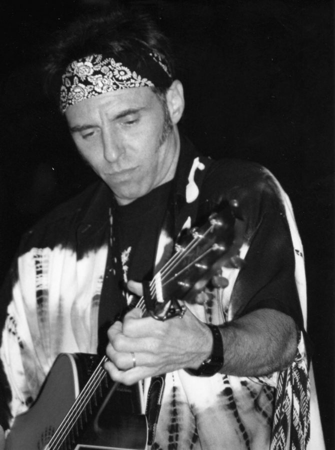 Nils Lofgren is a prolific guitar player, who has spent much of his career playing concerts filled with thousands of people.