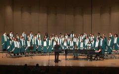 Choir is booming