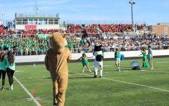SGA spreads school spirit at fall pep rally