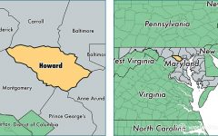 Hundreds of Howard County students protest redistricting plan