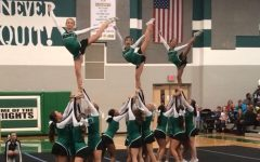 Cheer hopeful for first states run