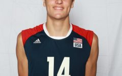 Athlete of the issue Q&A: Volleyball Star, Francesco Sani