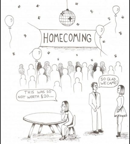 Homecoming dance: is it worth it?