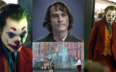 Joaquin Phoenix in his split personalities as