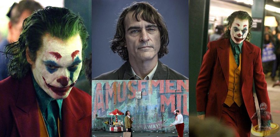 Joaquin+Phoenix+in+his+split+personalities+as+%22the+Joker%22+and+%22Arthur+Fleck%22+-+A+misunderstood+man+and+a+crazed+maniac.