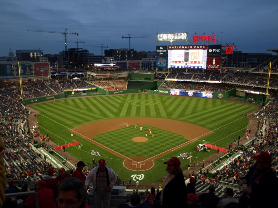 Washington Nationals route to first World Series