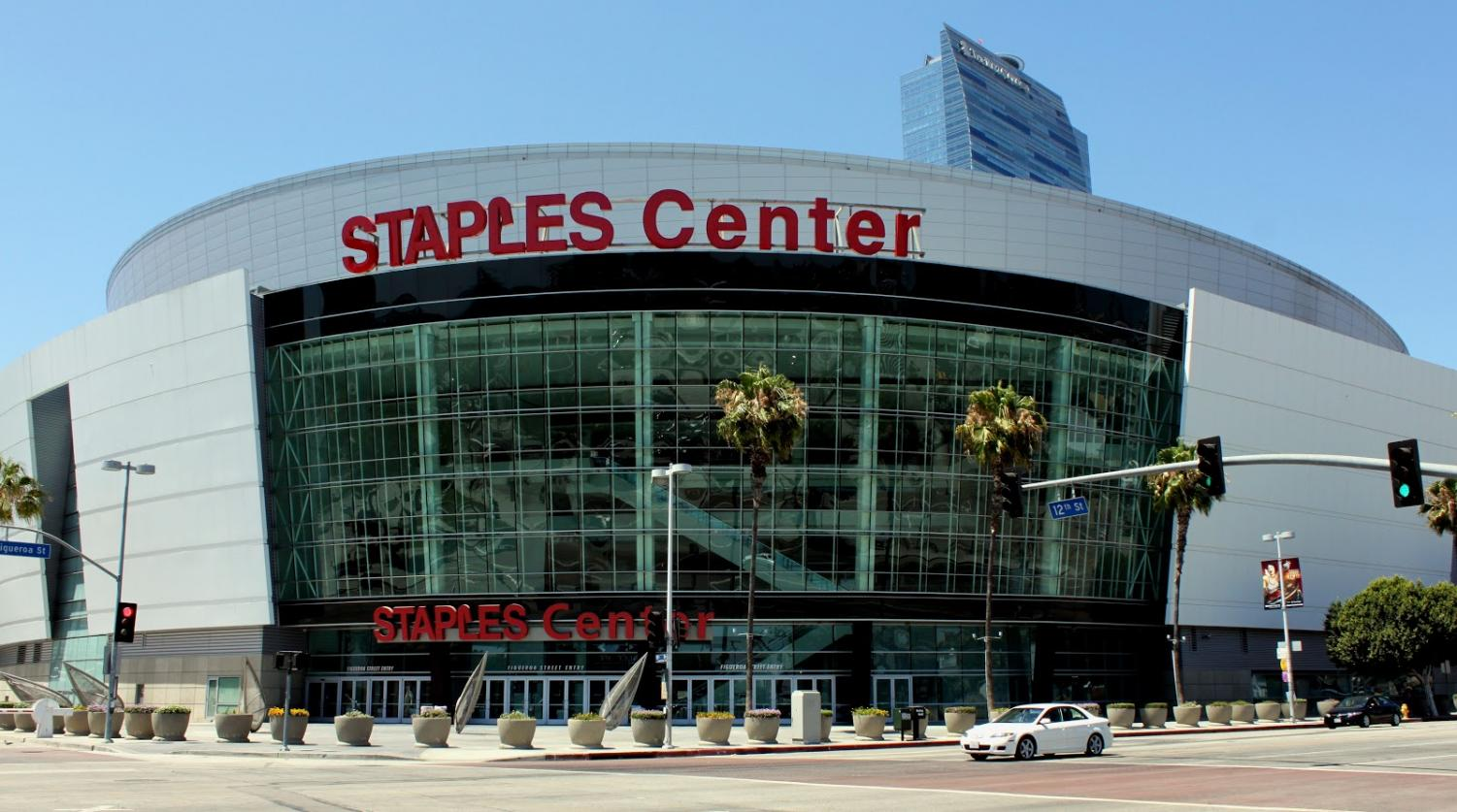 Home to the Clippers and Lakers, the Staples Center will host many battles between the two teams. The road to NBA glory will most likely go through Los Angeles this season.
