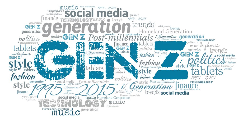 Gen Z is generally associated with different things than Millennials. The most obvious is that they have grown up with technology, while Millennials were introduced to it in their teens.