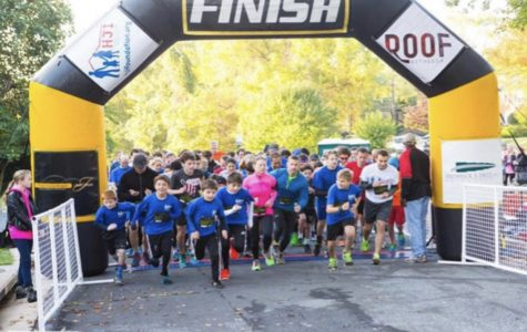 WJ alum foundation hosts annual 5k
