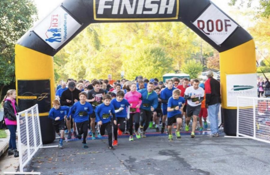 HJI has annual 5K's and and 1 mile runs to provide housing for families of Georgetown University Hospital pediatric cancer patients pursuing cell transplants at Duke University Medical Center.